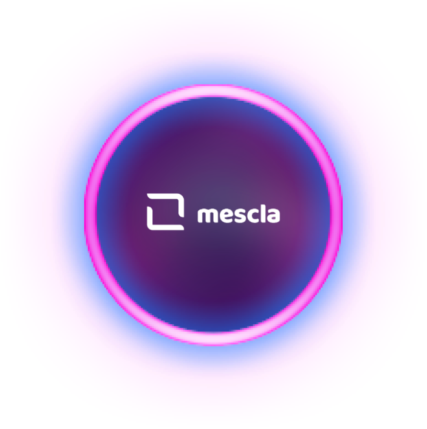 Logo Mescla